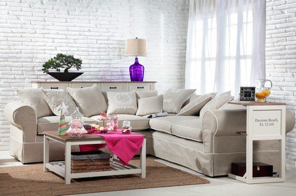 Amerikanischer landhausstil m bel im country style for Sofa landhausstil schweiz